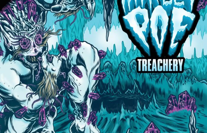 Harley Poe - 7 Inches of Hell - Treachery