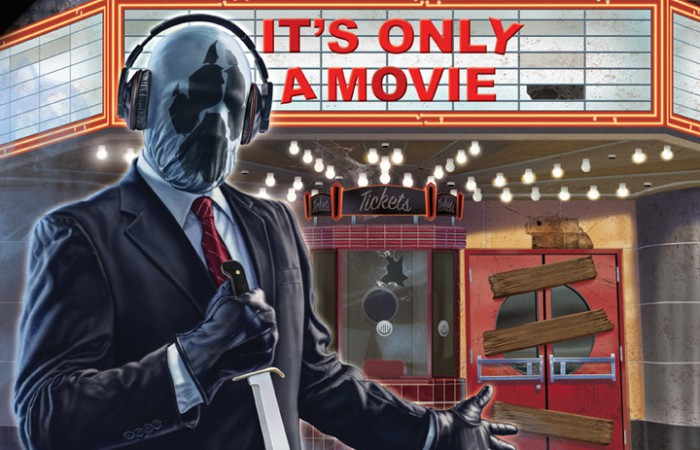 It's Only a Movie - CD
