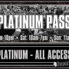Platinum Admission