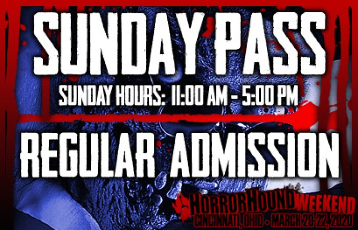 Sunday Admission