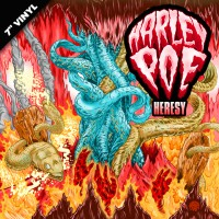 Harley Poe - 7 Inches of Hell - Heresy