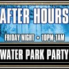 Water Park Party