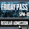 Friday Admission