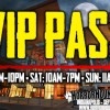 VIP Admission - Indy 2019