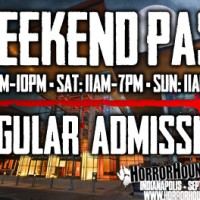 Weekend Admission - Indy 2019