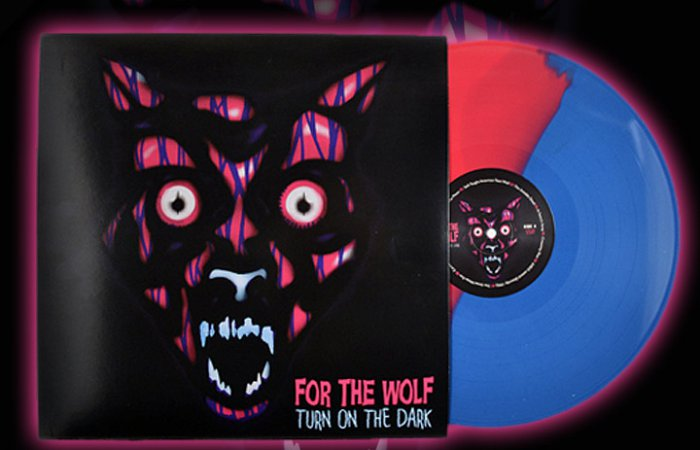 For the Wolf - Turn on the Dark - Vinyl