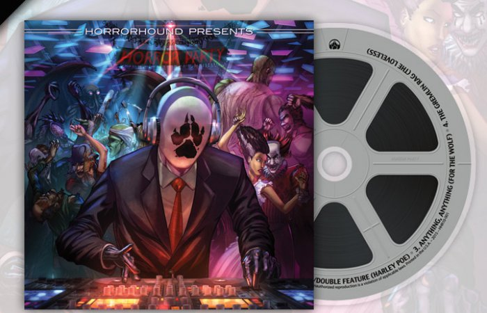 HorrorHound Presents: Horror Party - CD