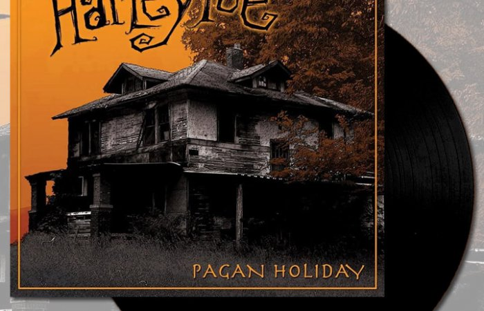 Harley Poe - Pagan Holiday - Black Vinyl