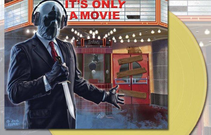 It's Only a Movie - Vinyl (Popcorn)