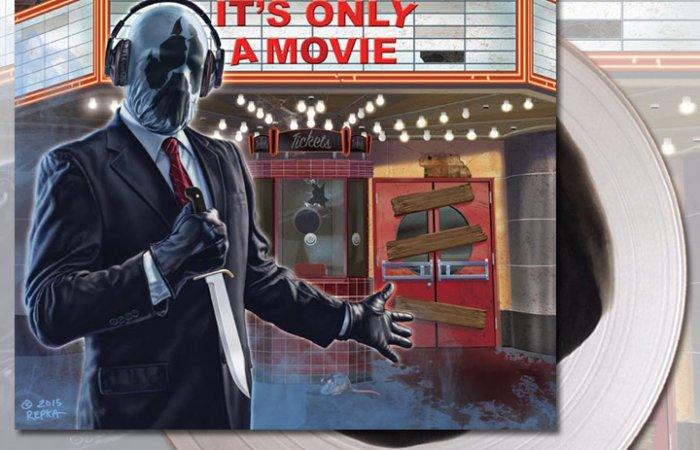 It's Only a Movie - Vinyl (Soda Pop)