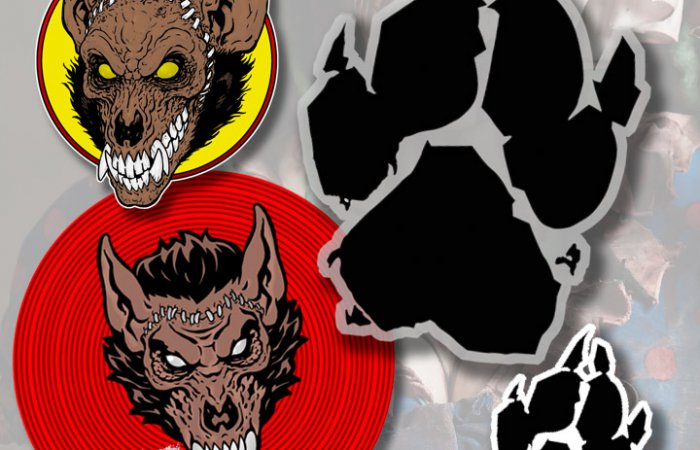 HorrorHound Sticker Bundle