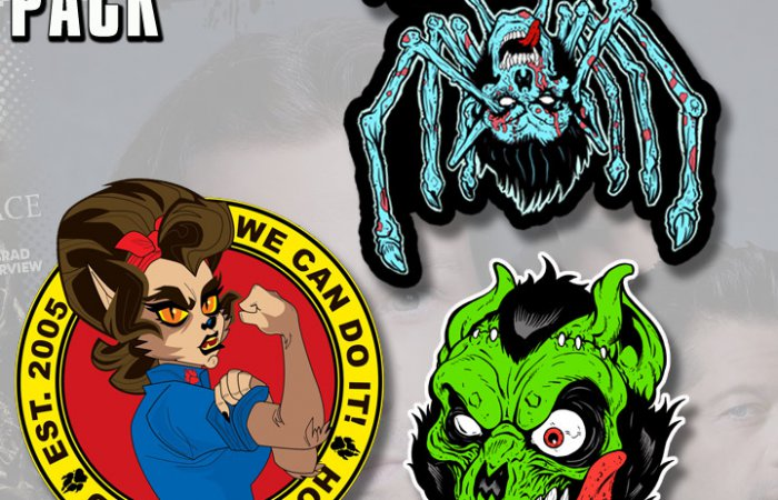 HorrorHound Magnet Bundle