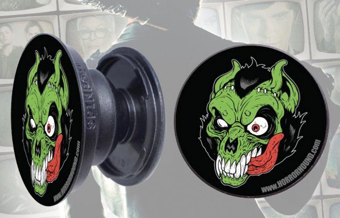 HorrorHound Phone Spintop
