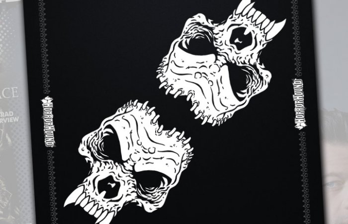 "HorrorHound ""Skull"" Bandana"