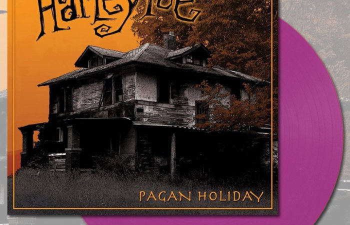 Harley Poe - Pagan Holiday - Purple Vinyl