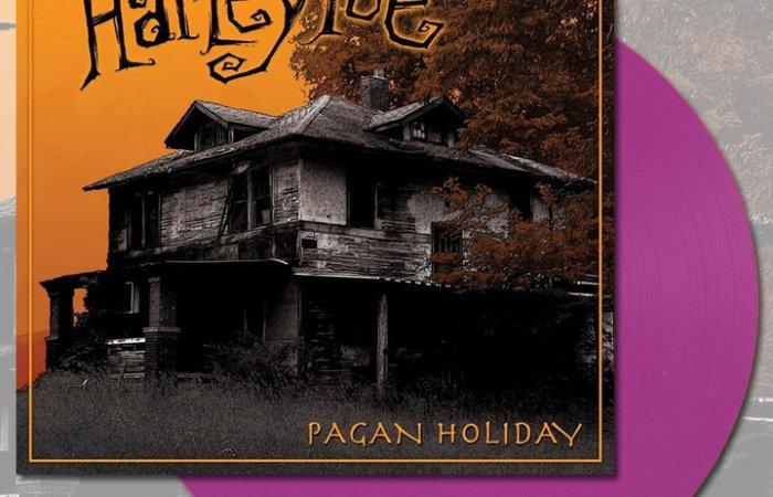 Harley Poe - Pagan Holiday - Purple Vinyl