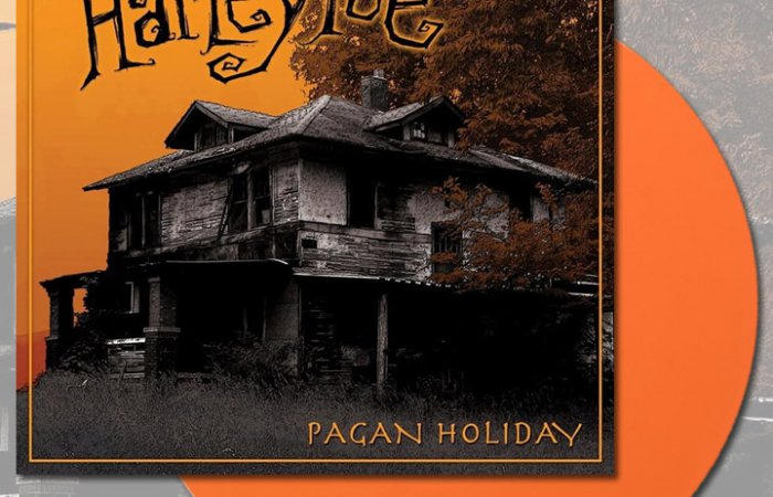 Harley Poe - Pagan Holiday - Orange Vinyl