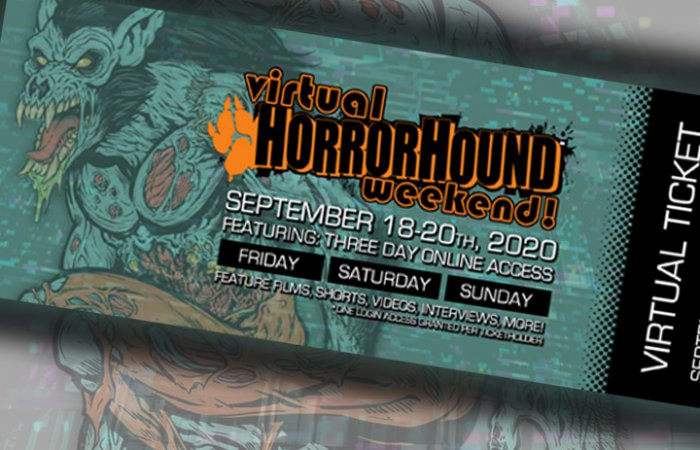 Virtual HorrorHound Weekend - Sept