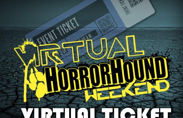 Virtual HorrorHound Weekend - Spring 2021