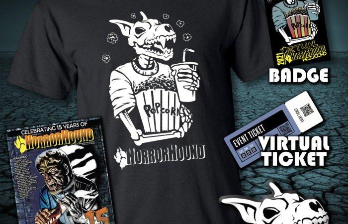 Virtual HorrorHound Weekend VIP - Spring 2021