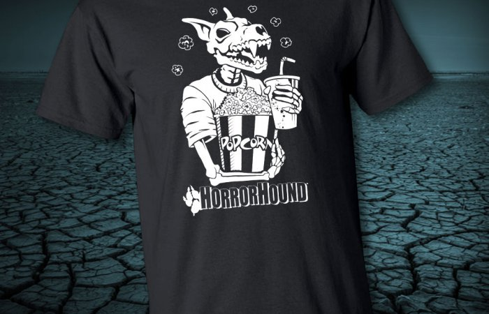 HorrorHound Popcorn T-Shirt