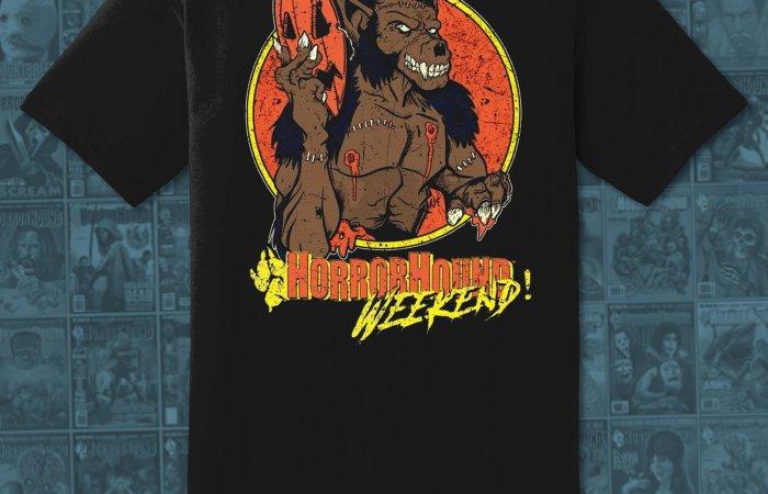 HorrorHound Weekend 2021 Event Tee