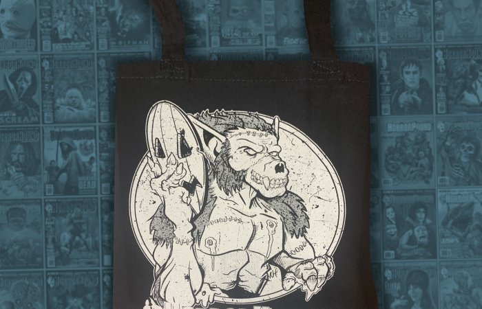 HorrorHound Weekend 2021 Event Tote Bag