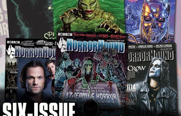 HorrorHound Subscription