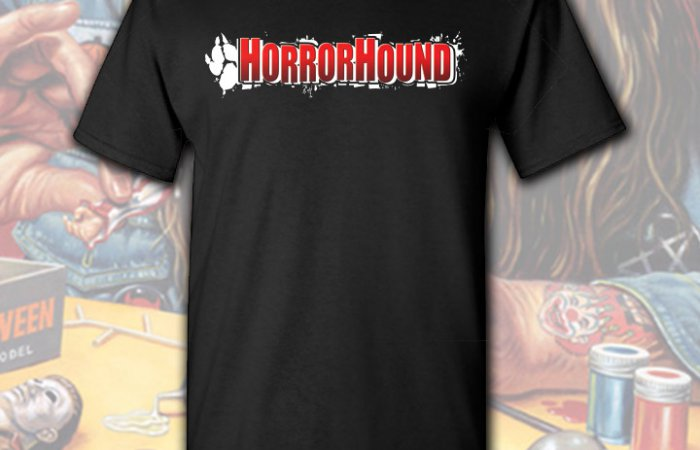 HorrorHound Logo T-Shirt