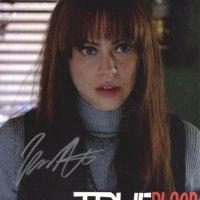 Signed 8x10 Fiona Dourif (TrueBlood)
