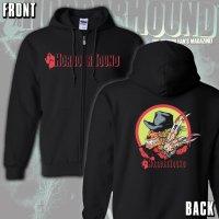 Nightmare Hound Zip Hoodie