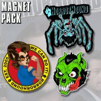 HorrorHound Magnet Bundle