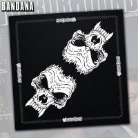 "HorrorHound ""Skull"" Bandana"