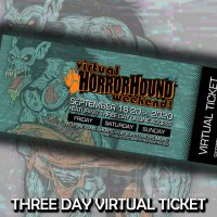 Virtual HorrorHound Weekend - Sept