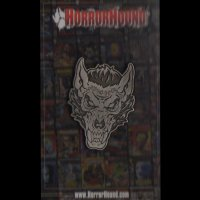 "HorrorHound ""Wolf"" Pin"
