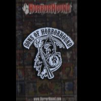 """Sons of HorrorHound"" Pin"